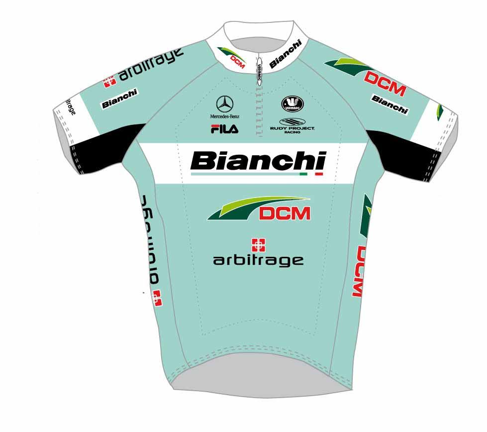 efc0e0f18 Bianchi 2014 Short Sleeve Jersey