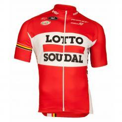 68b8b9c60 Lotto Soudal Short Sleeve Jersey