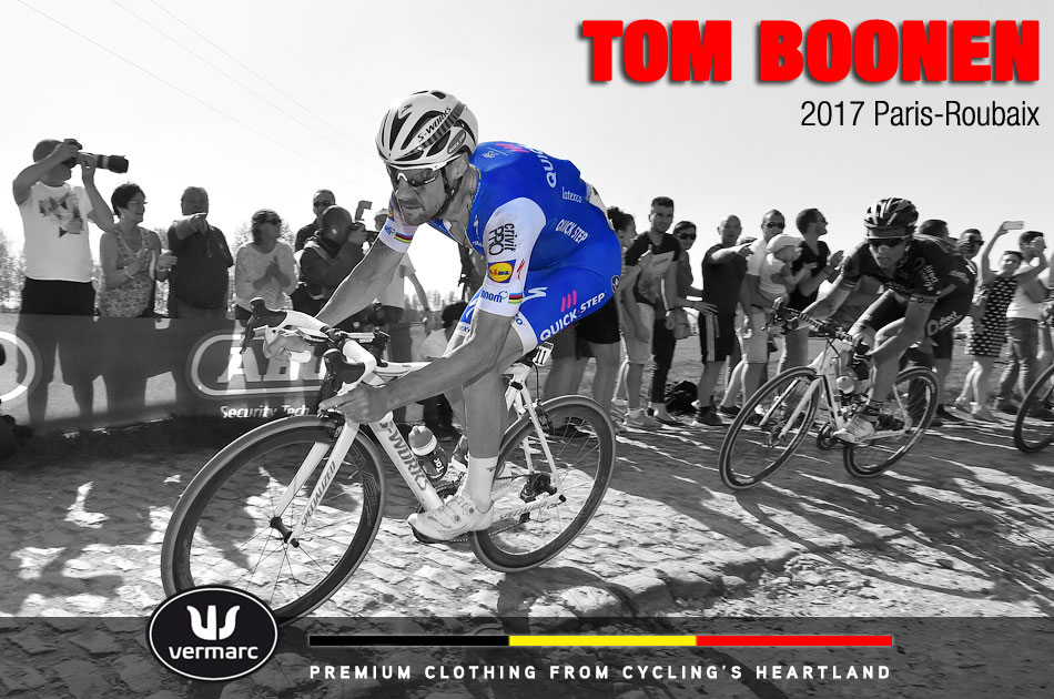 Tom Boonen - 2017 Paris-Roubaix