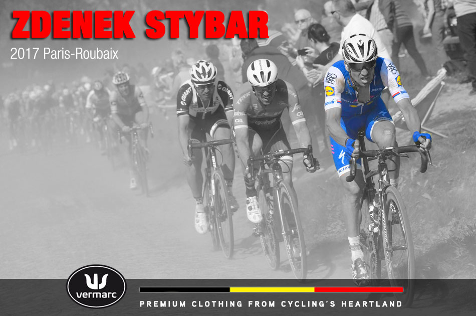 Zdenek Stybar - 2017 Paris-Roubaix