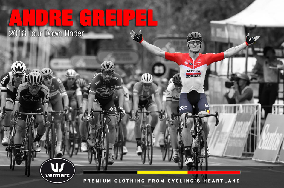 Andre Greipel - 2018 Tour Down Under